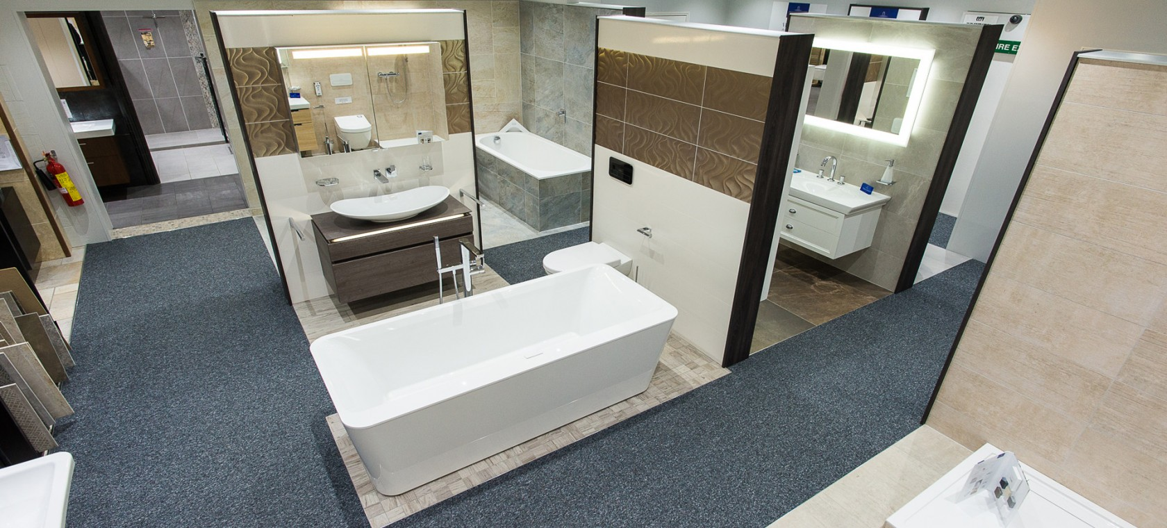 Luxury bathroom showrooms - Visit Our New Villeroy Boch Luxury Bathroom Display